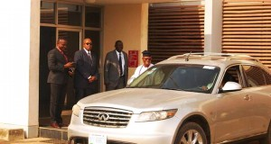 Alagbara of Agbara Continues his Industrial Tour