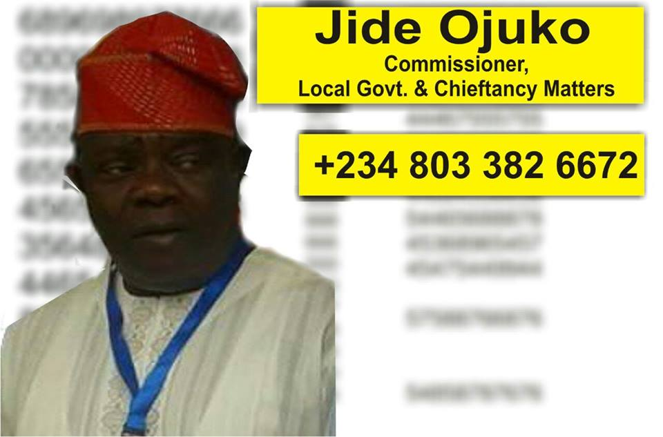 Attempted Rape On Awori's Custom As Ogun State Government Intensifies Negotiations To Install An Owu Man, Sodeinde As Oniju Of Iju, Otta