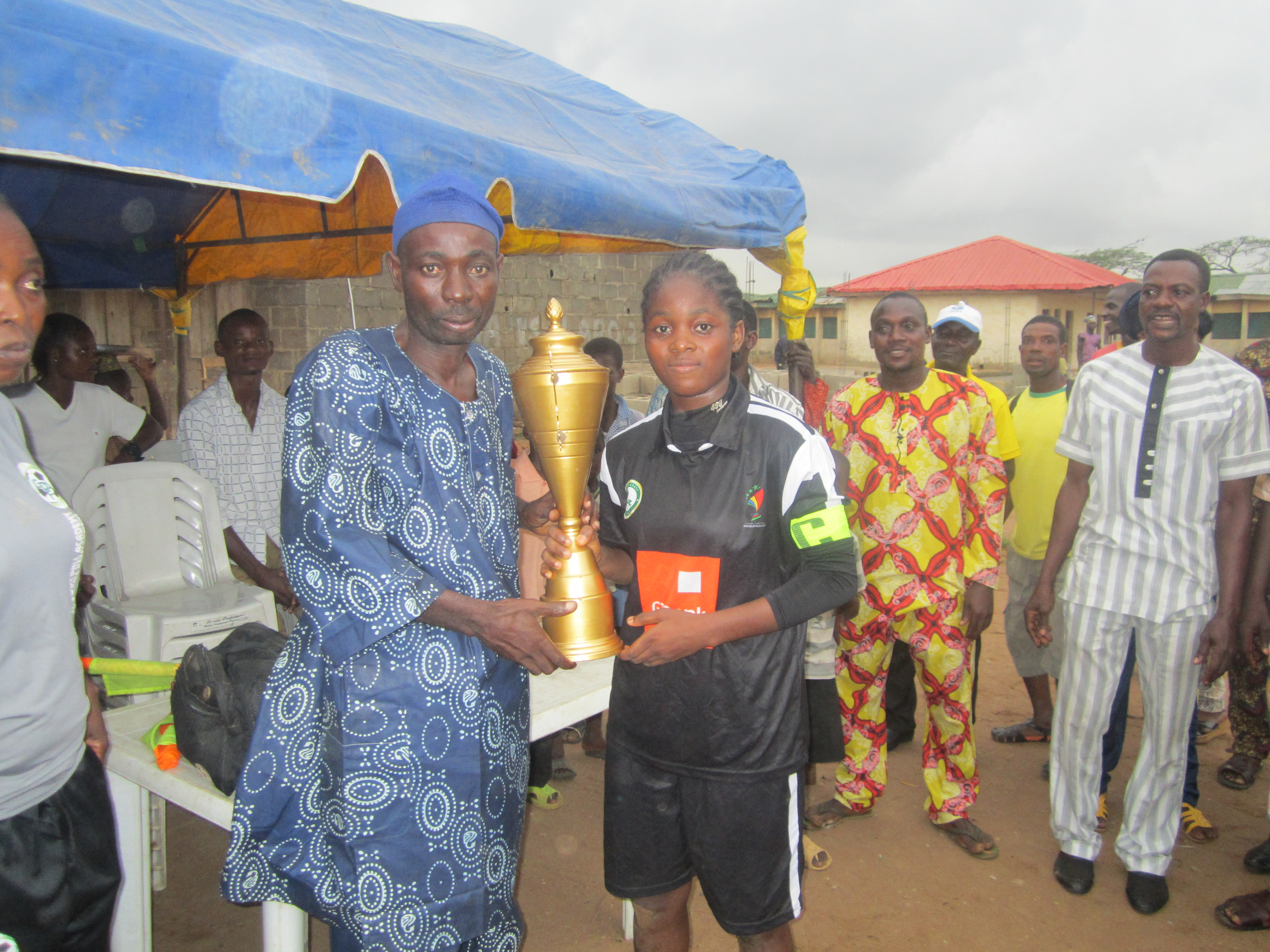 Iganmode Grammar School Wins GTB Principals' Cup, To Represent Zone At State Level