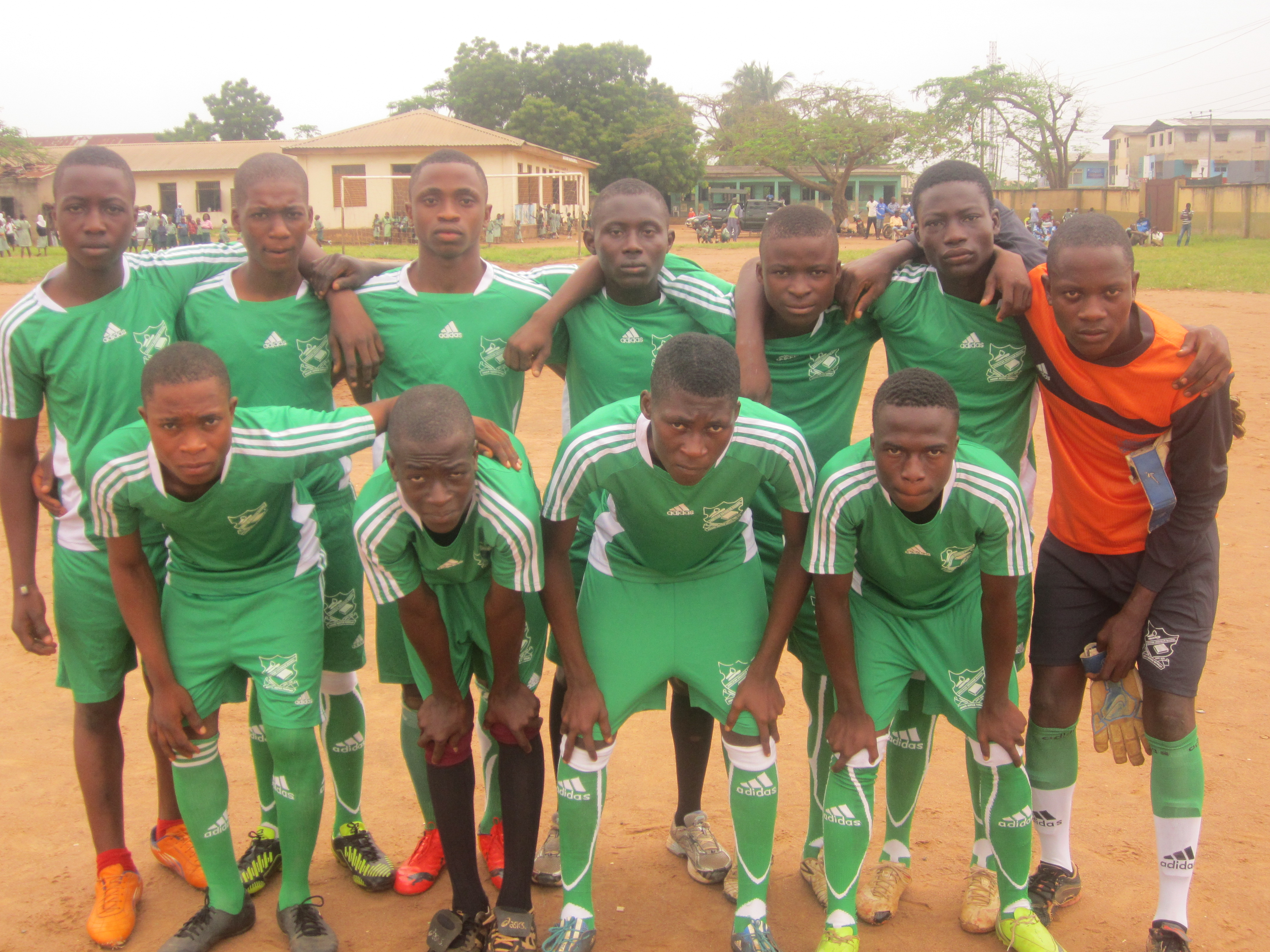 Anglican Grammar School, Ota Defeats St. Stephen High School, Ado In The 2017 GT Cup, To Represent Ado-Odo/Ota At State Level