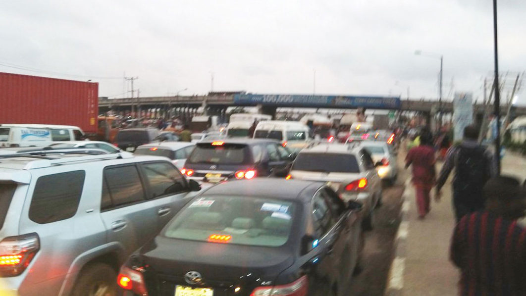 One Chance Robbers Arrested After Breaking Traffic Rule In Lekki-Ajah