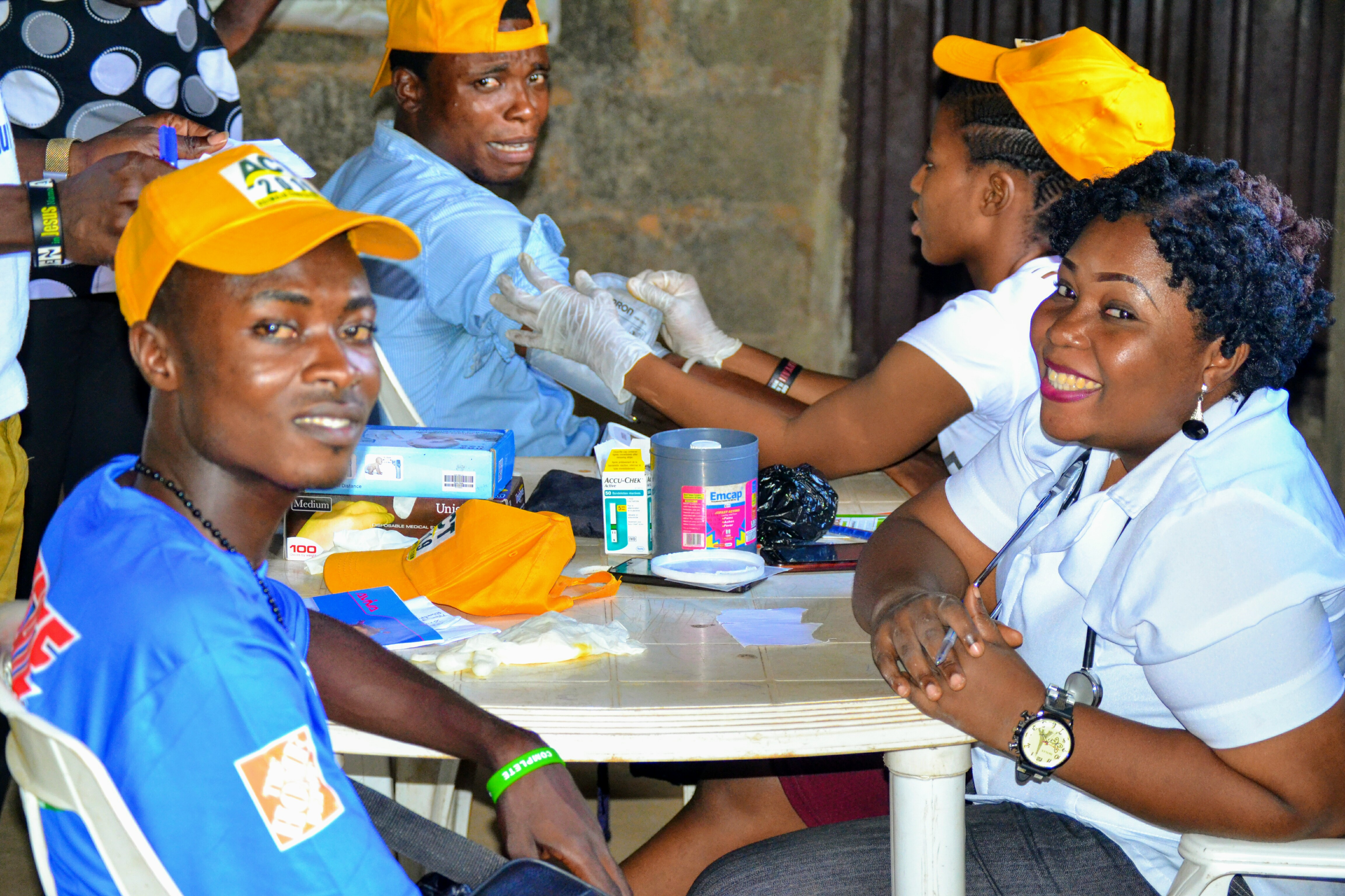 Sponsored: About 500 People Of Ado-Odo Takes Part In Federal House Of Representatives Hopeful, Asiwaju Abayomi's Free Medical Outreach