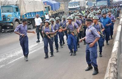 Residents Advised To Keep Off As Nigerian Navy Imposes Curfew In And Around Osi, Ota!!!