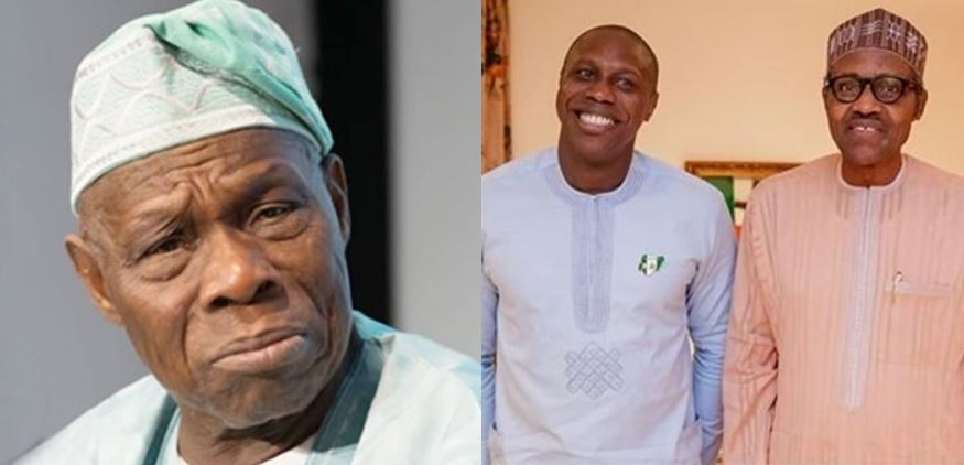 Why I'm Supporting Buhari – Obasanjo's Son Reveals