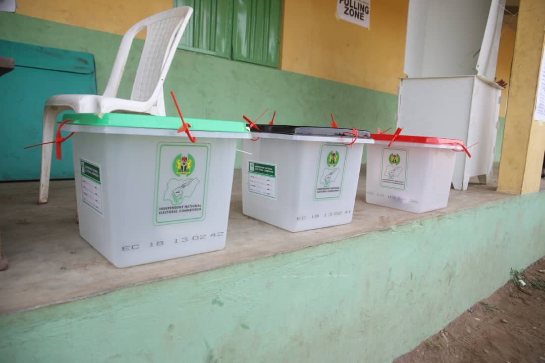Breaking News!!! Low Turnout Of Voters As Ado Odo/Ota LG Commences Voting Exercise