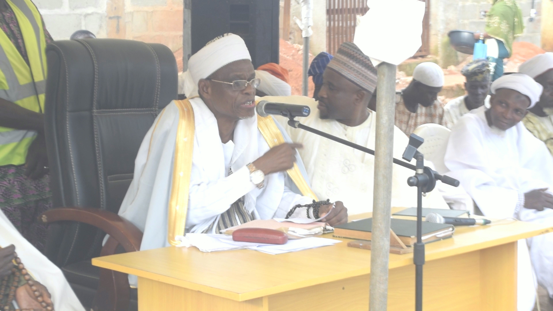 Ijana Youth Ramadan Lecture: Cleric Charges Monarchs To Lead Their People With Fear Of God