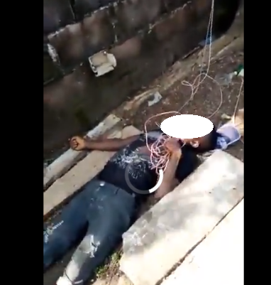 Thief Electrocuted While Trying To Steal A Wire From Church