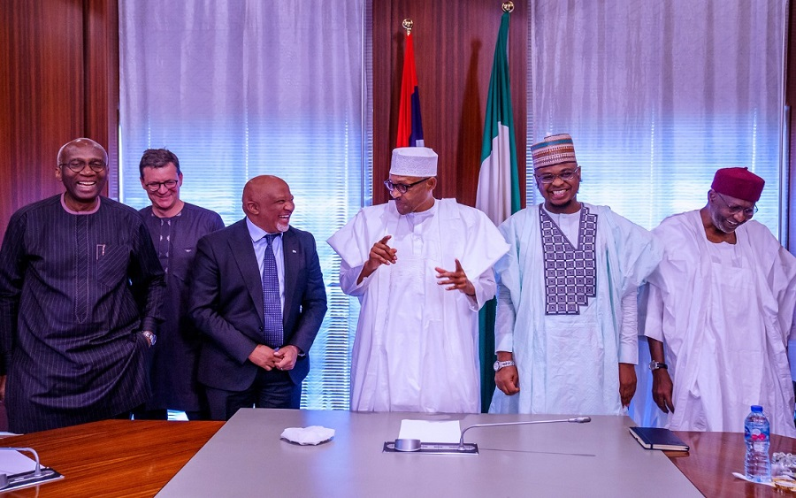 We'll Provide Enabling Environment For Business To Thrive- President Buhari