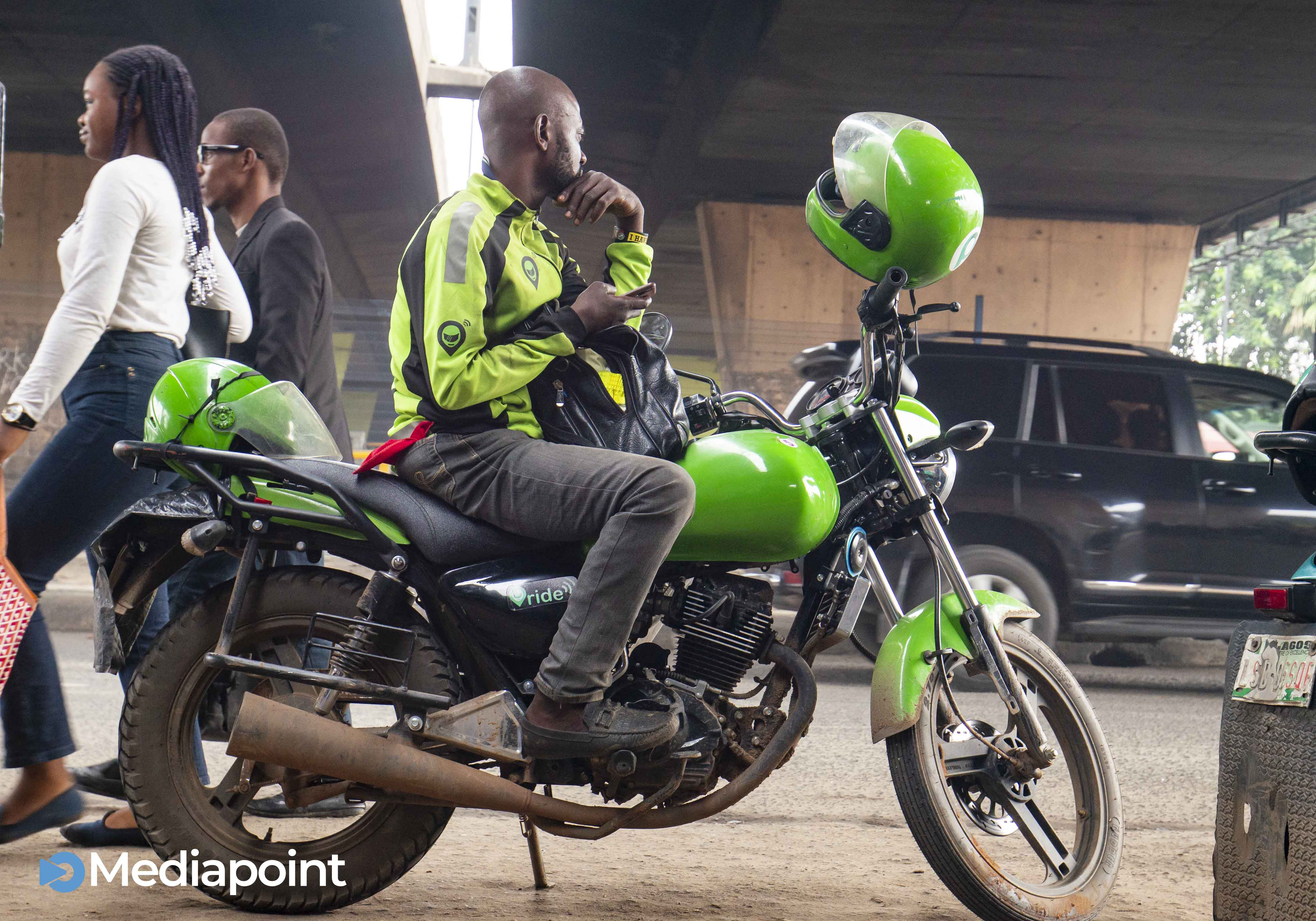 Commercial Motorcyclists Kick As O'PAY Riders Plan Relocating To Sango Ota