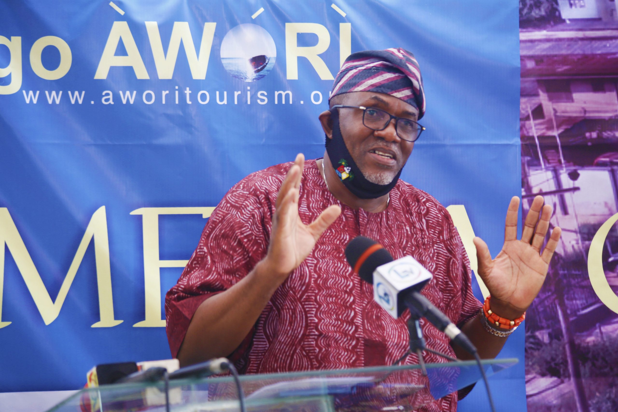 Ogun Losing Over $5b In Tourism To Bad Roads- Awori Tourism Board Chairman, Prince Femi Fadina