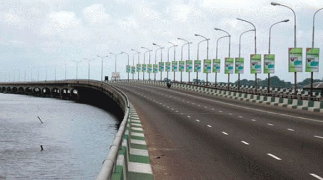Third Mainland Bridge Rehabilitation Works 10% Completed – FG