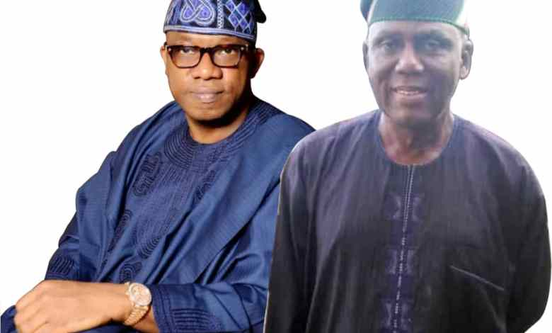 Group Commends Prince Dapo Abiodun Over Appointment Of Hon. Waliu Taiwo As Chairman, Ogun House Of Assembly Commission