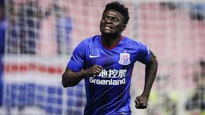 Shanghai Shenhua Sign Obafemi Martins To Replace Odion Ighalo