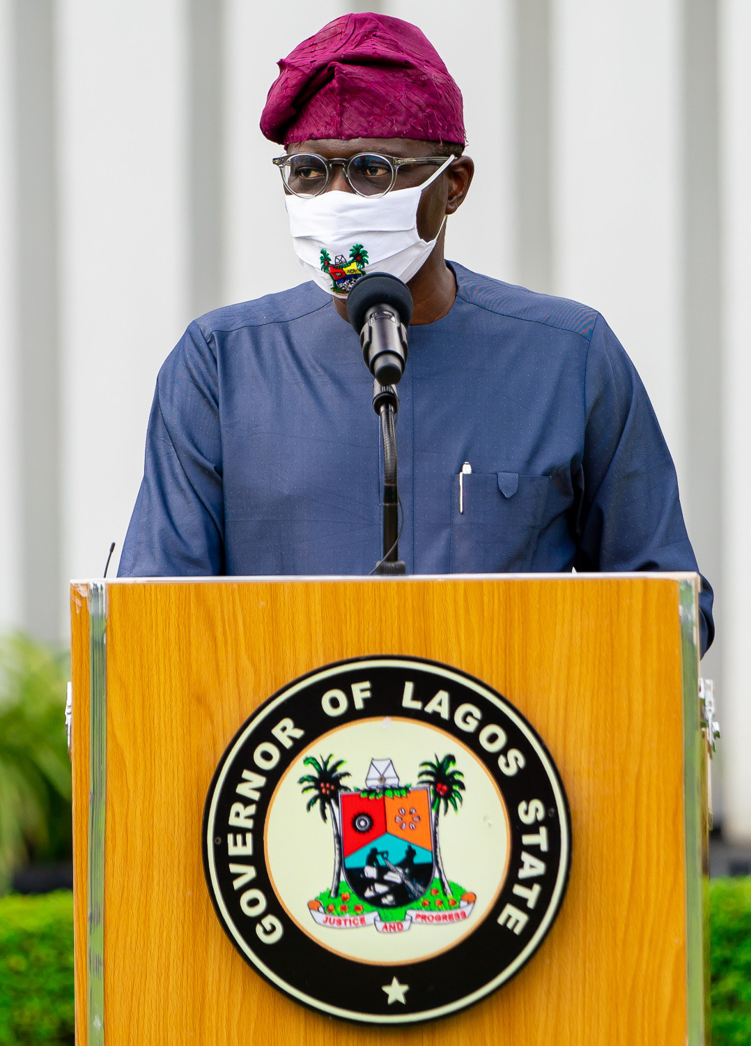 Just In: Lagos May Ease Curfew Friday – Sanwo-Olu