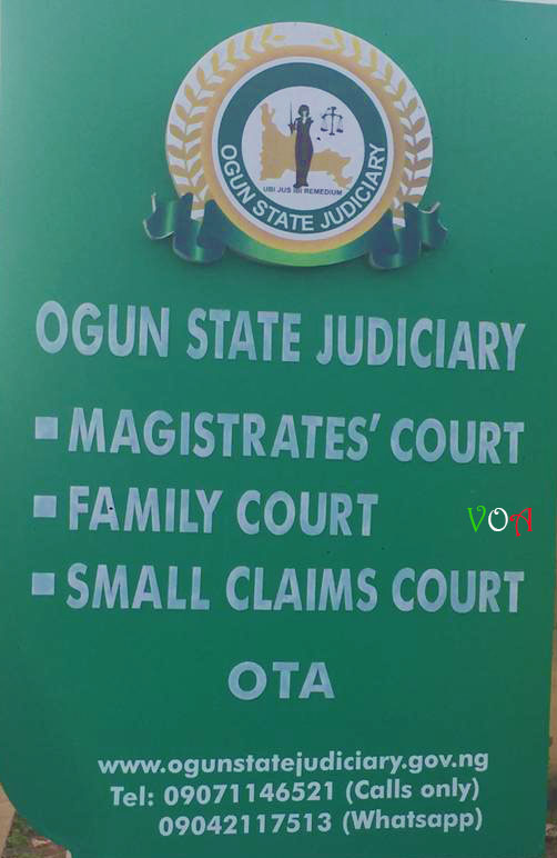22-Year Old Man Arraigned At Ota Magistrates' Court For Alleged Theft