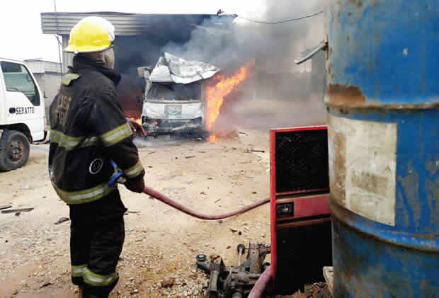 Senate Probes Lagos Gas Explosions, Makes Case For Victims
