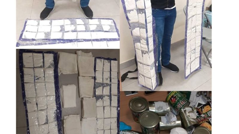 Two Men Nabbed With 16.65Kg Of Cocaine Worth N2bn In Lagos