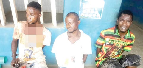 Police Nab Three Robbery Syndicates Terrorizing Iju, Ota