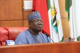 Vote Us Out If You're Tired Of Our Faces, Senate President, Ahmed Lawan Tells Nigerians