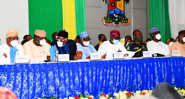 South-West Governors, Traditional Rulers Demand Special Protection For Region's Assets