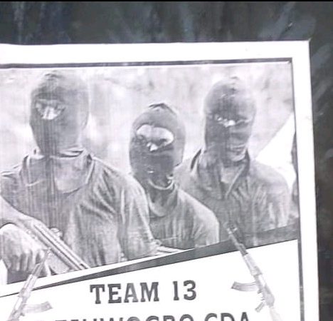 """Maximum Cooperation Or Heads Will Roll"""" – Suspected Robbers Reportedly Send Threat Letter To Ikorodu Community"""
