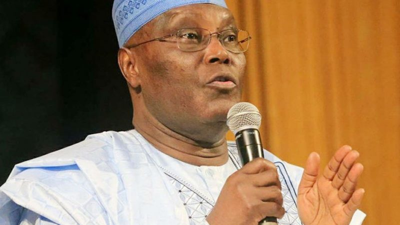 Darkness Awaits Us If We Don't End Attacks On Our Citadels Of Learning — Atiku Warns