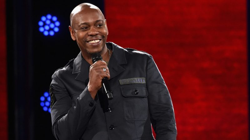 I Want To Act in Nollywood Movies, Says US Comedian, Dave Chappelle