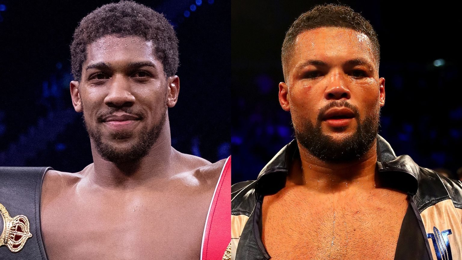 Anthony Joshua Could Be Defending His Titles In Nigeria