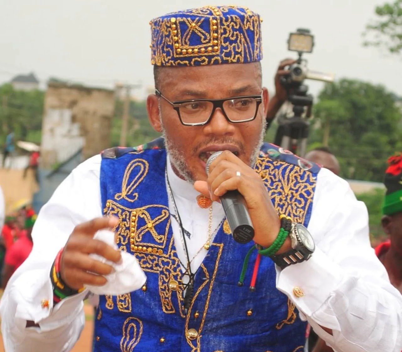 It Doesn't Matter How Many They Kill, Biafra Must Emerge – Nnamdi Kanu Vows
