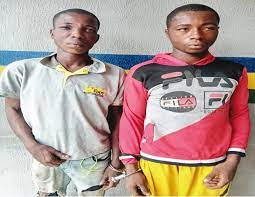 Two Nabbed As Gang Attacks Lagos School During The Common Entrance Exam