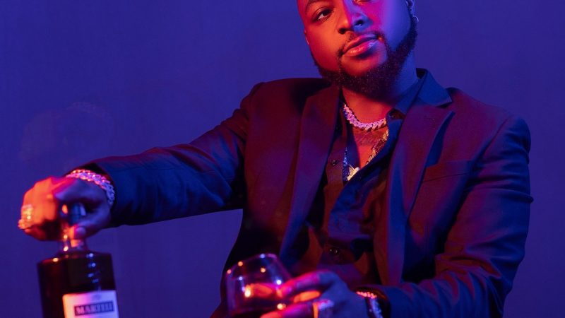 Maison Martell Announces Davido As Its New Ambassador And Face Of The Upcoming Martell Blue Swift Campaign In Nigeria