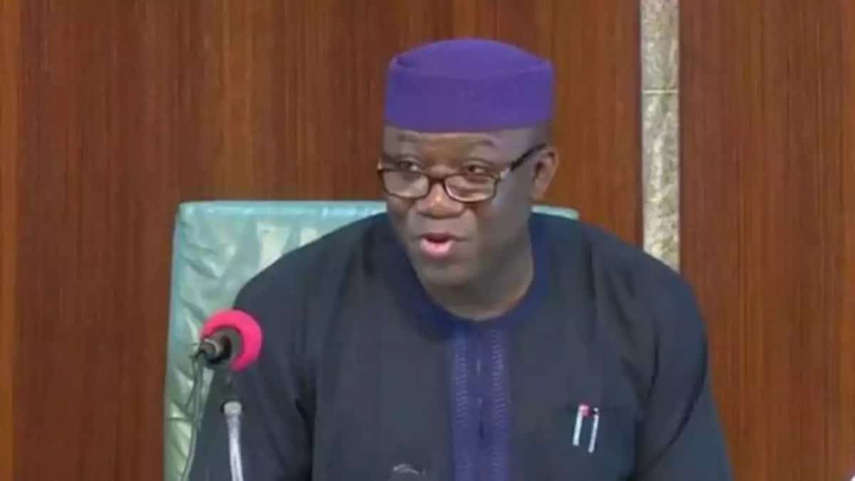 Under No Guise Should Press Freedom Be Restrained – Fayemi
