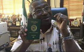 Immigrations Boss Warns Against Cash Payment At Passport Offices