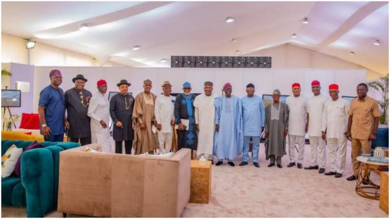 Next President Must Come From South – Reps From Southern Nigeria Back Governors