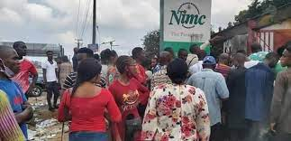 NIMC Lagos Office Shut As Worker Contracts COVID-19