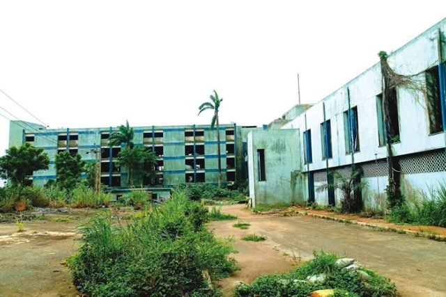 Gateway Hotel Ota: Multimillion Investment Rots, Houses Rodents As Daniel, Amosun's Cold War Ruins Ogun Legacy project