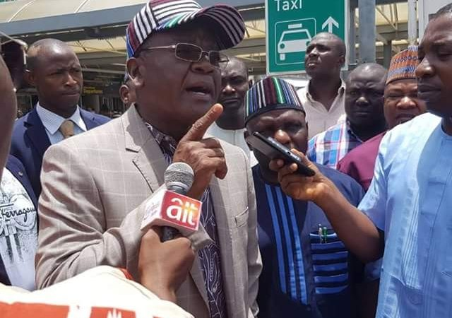 Anyone That Comes To Rig Election In 2023, Should Say His Last Prayer – Governor Ortom