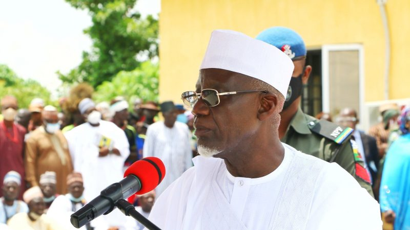 FG: We Can't Throw Repentant Bandits Away Because They Are Also Nigerians