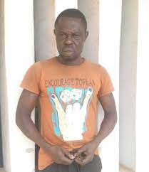 45-Year-Old Man Arrested For Allegedly Impregnating His Biological Daughter In Ode Remo