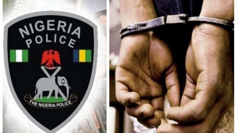 Suspected Armed Robber, Rotimi Ojugbele Arrested On His Way From Operation
