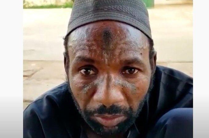 Notorious Bandits' Leader, Goma Sama'ila Arrested By Nigerian Military Discloses Identities Of His Gang Members And Ransom Collected