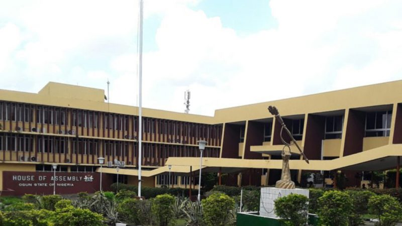 Court Summons Ogun Assembly Over OPIC Ex-MD's Suit