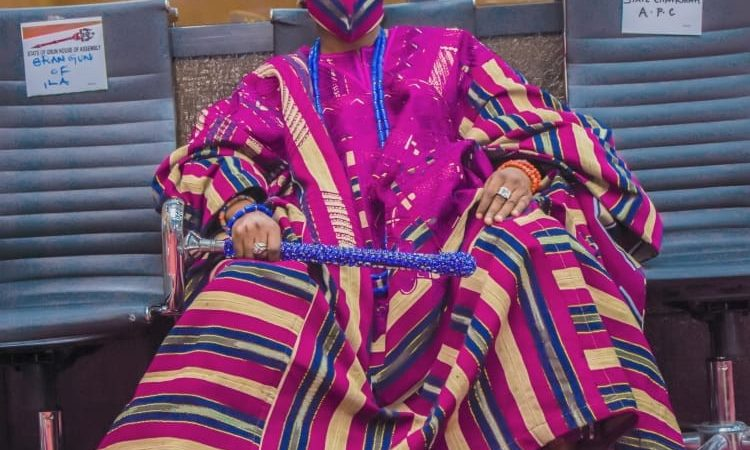 """""""If I Were To Chose Merriment By Now I Would Be Riding In Private Jets At Likely Expense Of My Subjects By Selling Their Lands"""" – Oluwo of Iwo"""